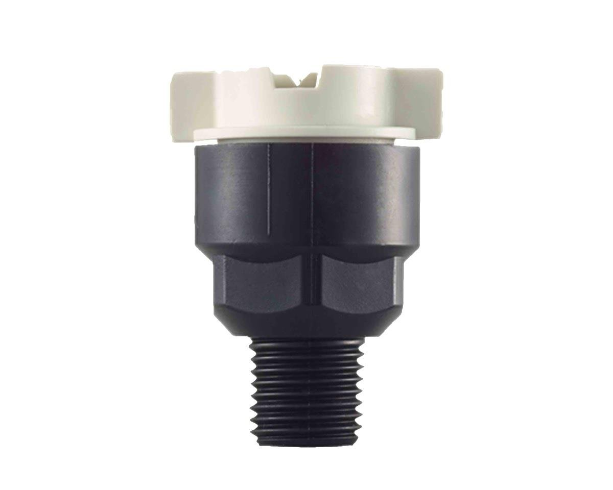 Qfmf series small flowrates easy install cone spray nozzle for