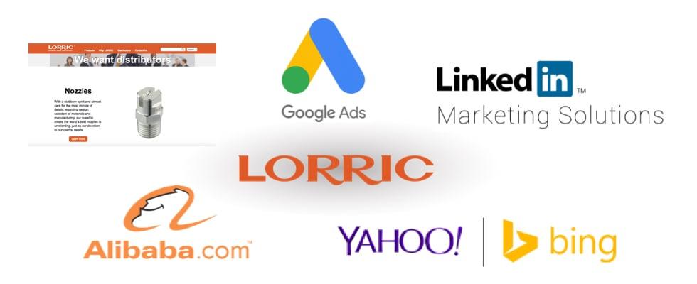 We want distributors! - LORRIC